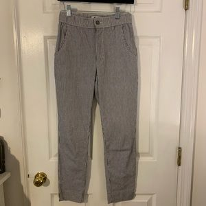 Hollister high Rise Taper pants